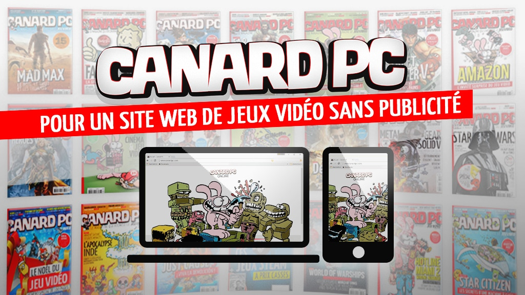 Canard PC Online project video thumbnail
