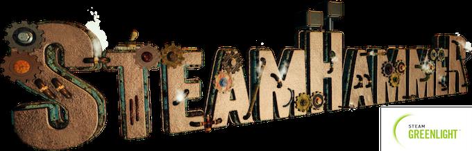 SteamHammerVR is GREENLIT!