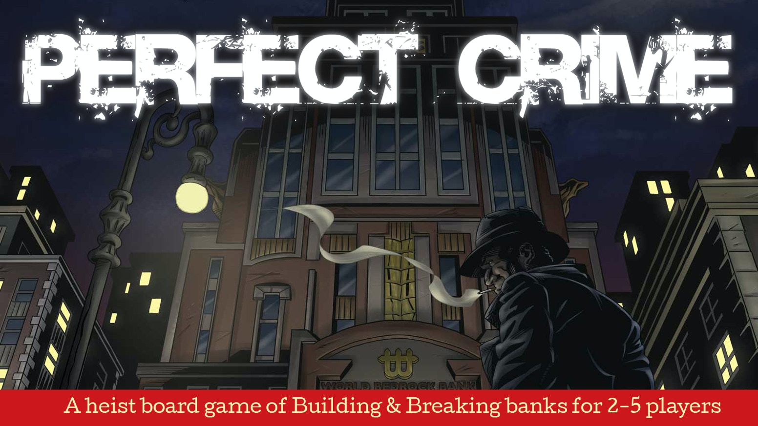 - 1 vs Many - Modular - Asymmetrical Perfect Crime is a 1 vs. many game of building and breaking banks set in the modern day. It's tense, it's gritty, it's multilayered and it's as authentic to real life bank robberies as we're allowed to make it.