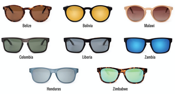 8a032723c6cb Since launching on Kickstarter in 2012, we've had a blast developing our  line of repurposed bamboo sunglasses and providing eye care for over 11,000  people ...