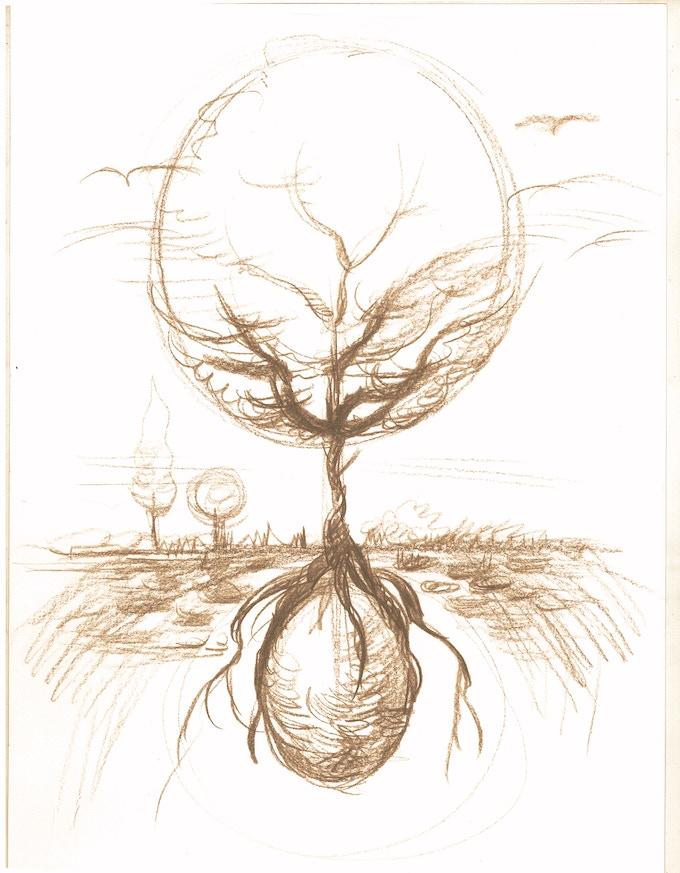 Disegno originale della nostra designer Anna Citelli