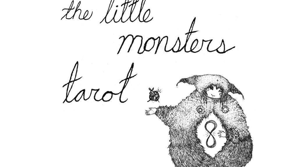 Little Monsters Tarot Deck & Book project video thumbnail