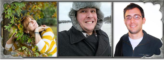 Stephanie Frankiewicz | Calvin Moisan | Josh Eckert