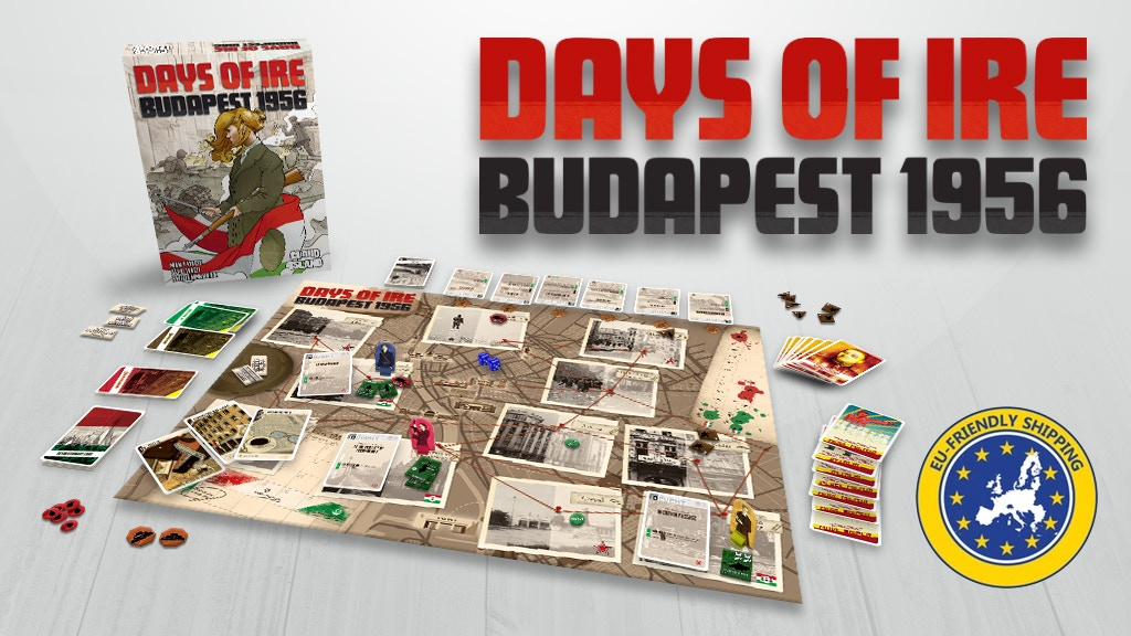 Days of Ire: Budapest 1956 project video thumbnail