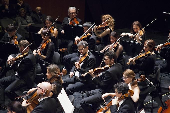 Maggio Musicale Fiorentino's Orchestra - Opera di Firenze, Firenze