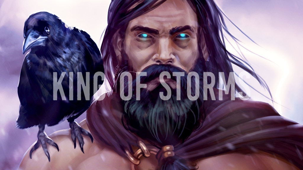 King of Storms project video thumbnail
