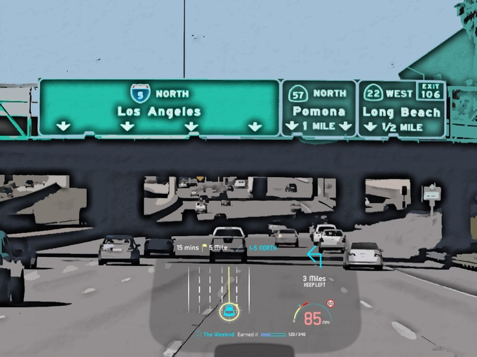 View your navigation and never miss that turn again