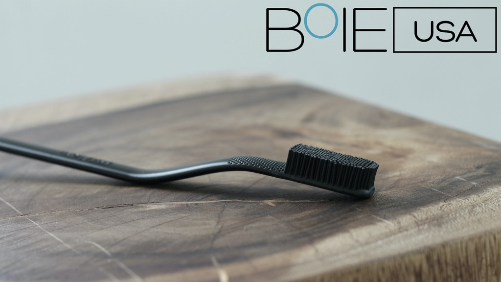 Boie USA: The Toothbrush of the future project video thumbnail