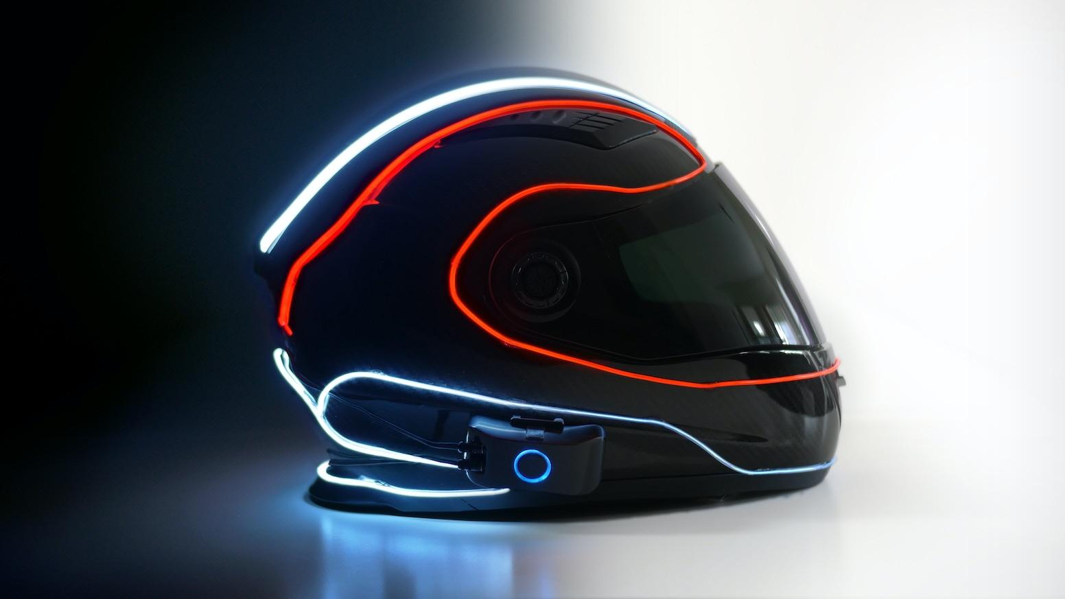 Illuminate Your Helmet | LightMode Kits Redesigned by LightMode ...