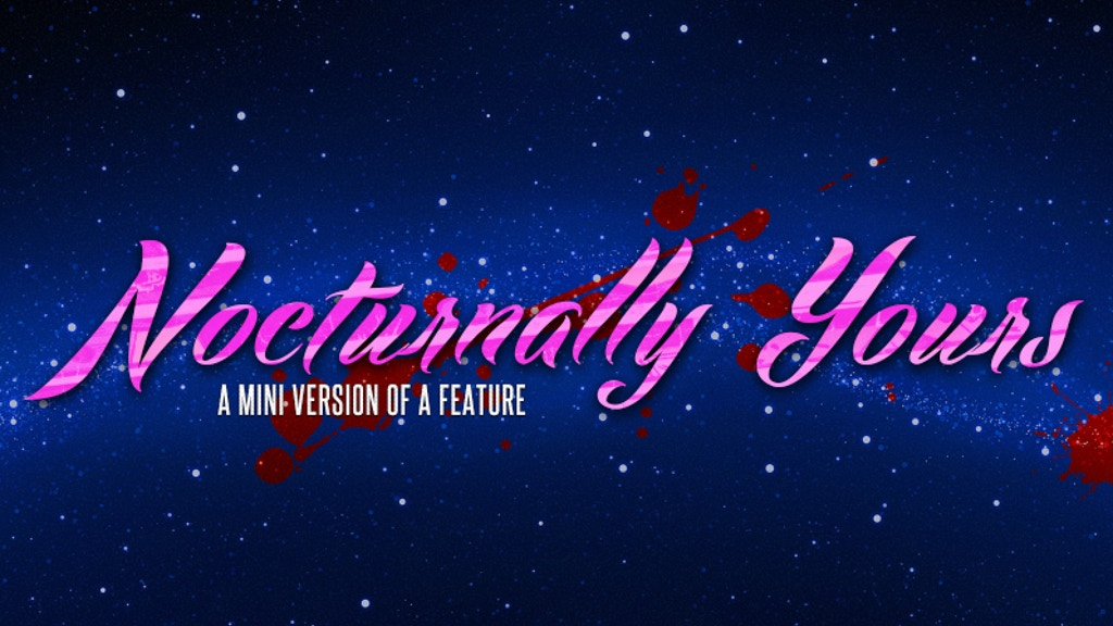 Nocturnally Yours Project-Video-Thumbnail