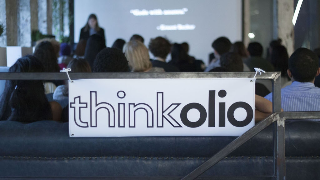 OlioNote: Liberating the Best Professors (& Their Writing) project video thumbnail