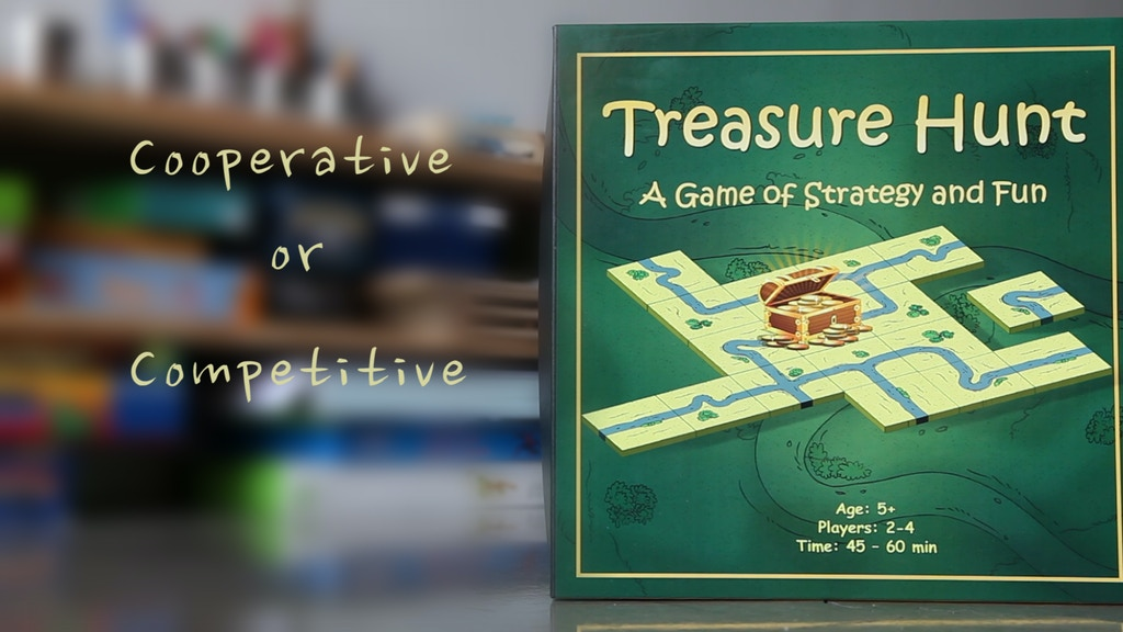 Summer Board Games for Kids: Treasure Hunt / Coding is Good project video thumbnail