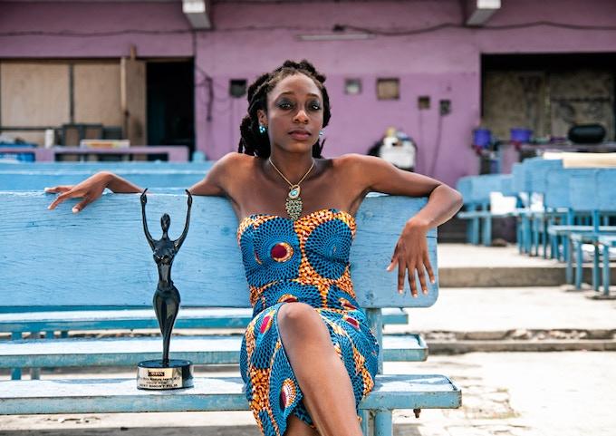 Akosua Adoma Owusu © Yaanom Multimedia Solutions, Inc.