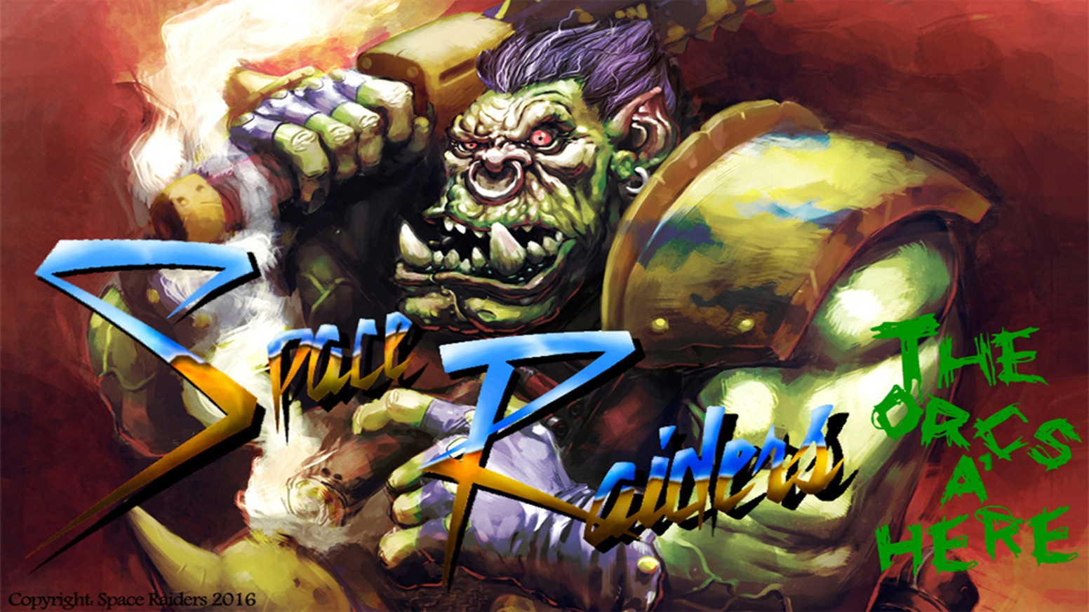 """A sci-fi themed orcs and goblins range with a very unique """"classic"""" look, sculpted by the goblin master Kev Adams!"""
