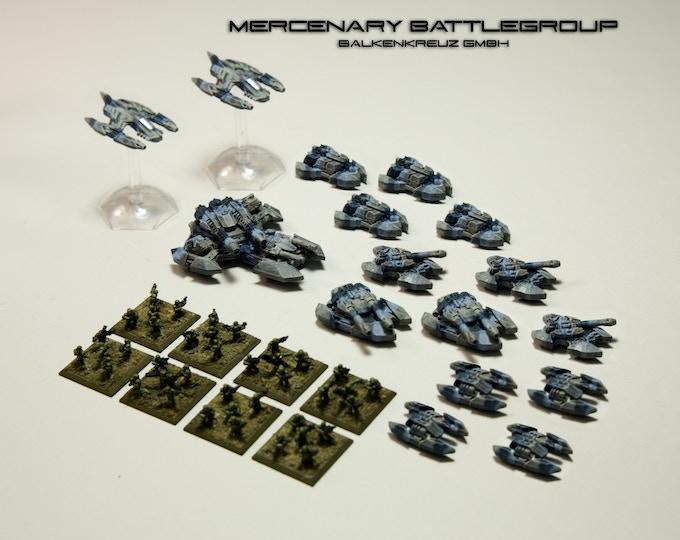 "Mercenary Battlegroup ""Balkenkreuz GmbH"" (Click to Enlarge)"