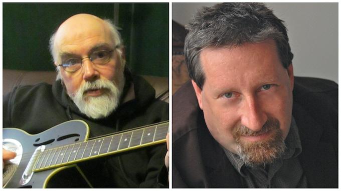 William Meikle and Pete Rawlik