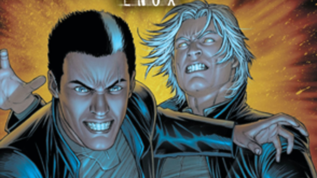 Days Missing Enox: Vol 3 Hard Cover Graphic Novel project video thumbnail