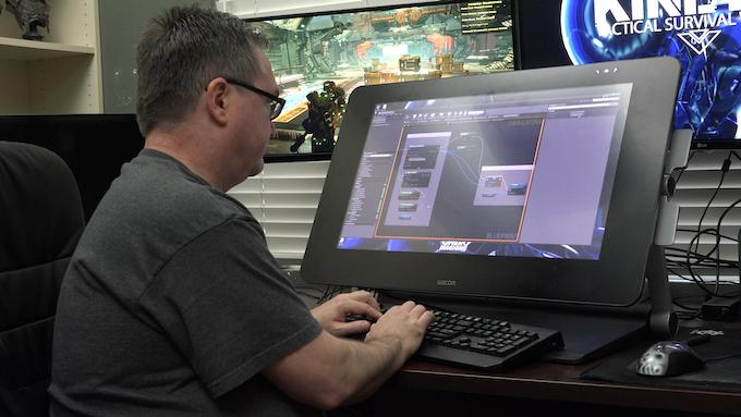 Kevin McPherson: Founder/CTO Hero Machine Studios