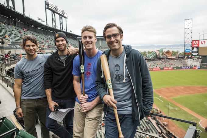 Help us put Birdman Bats in stadiums everywhere!