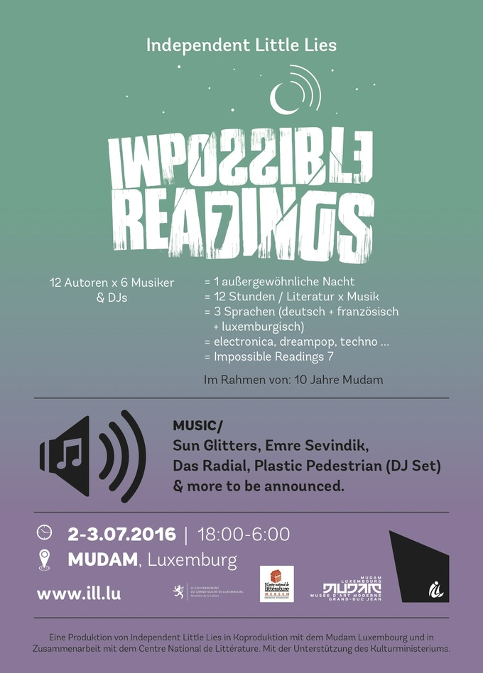 Flyer Impossible Readings 7 verso ©BRKFST
