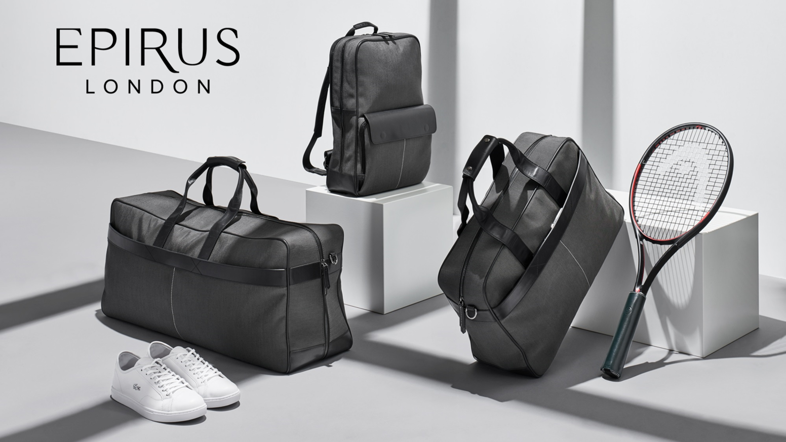 A new kind of tennis bag designed for every aspect of your life, both on & off the court
