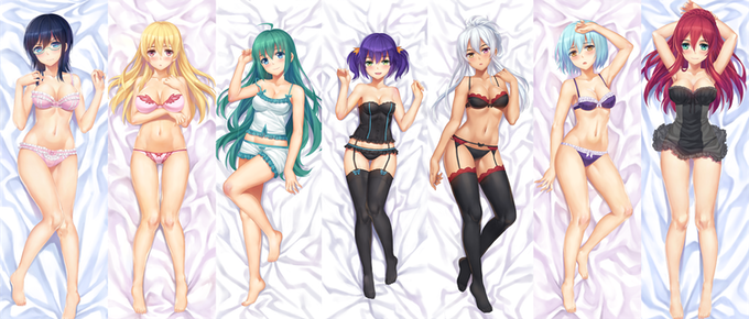Daki designs from first game by Tonee89