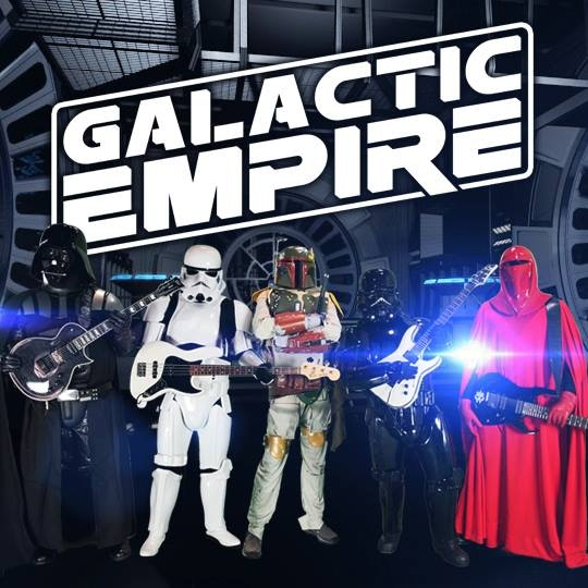 Galactic Empire Album, Video, and Tour by Grant McFarland ...