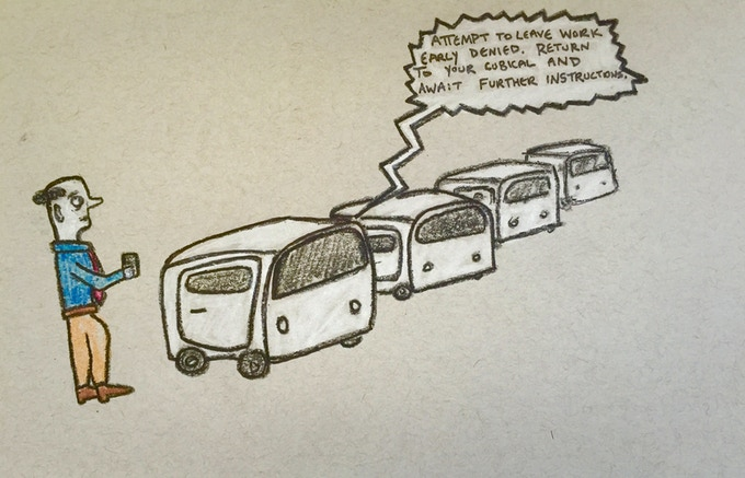 The next advance in smart car technology.