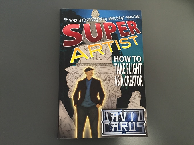 Super Artist - How To Take Flight As A Creator