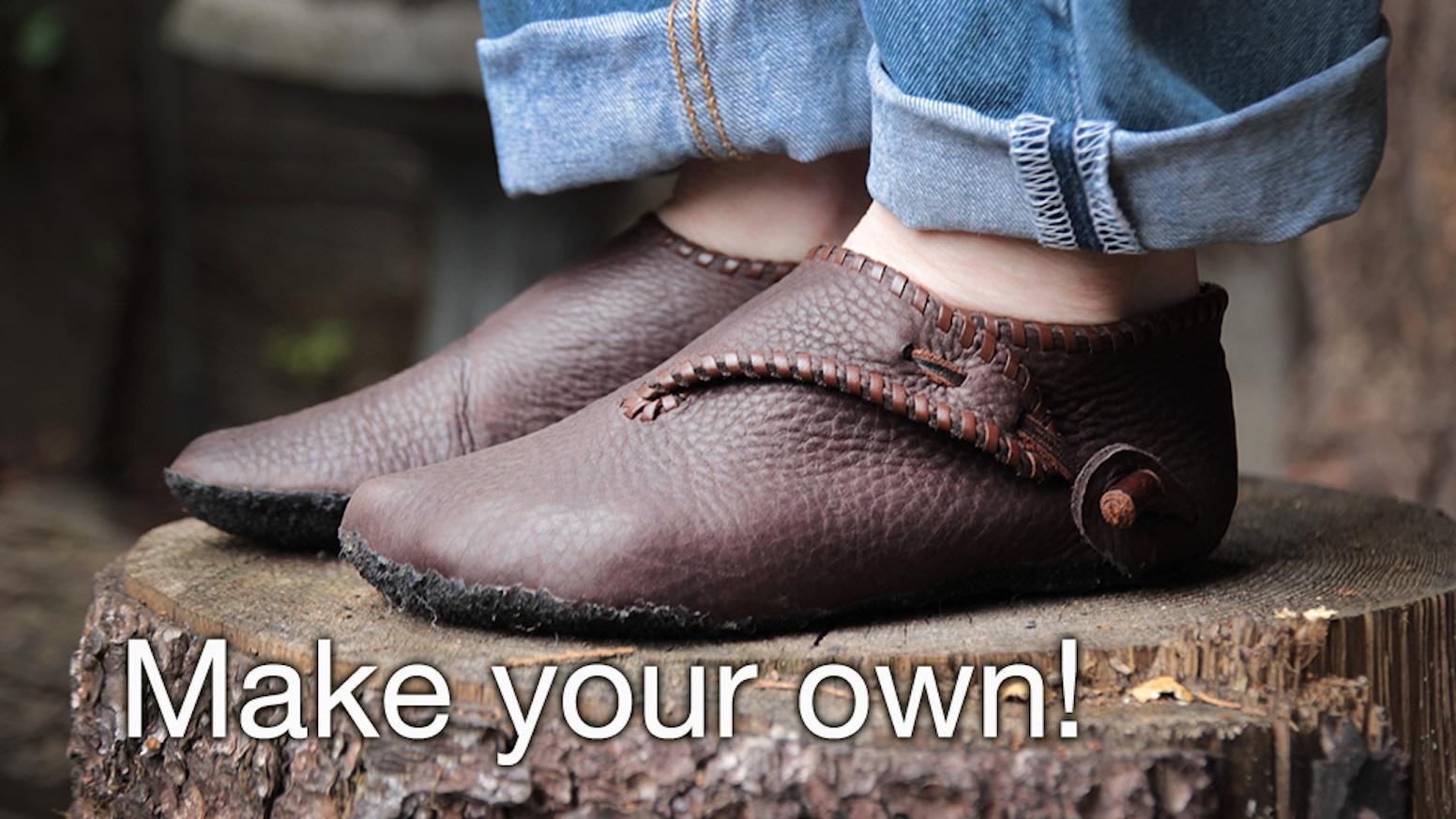 86742112ae Shoemaking instructional video by calen kennett — Kickstarter