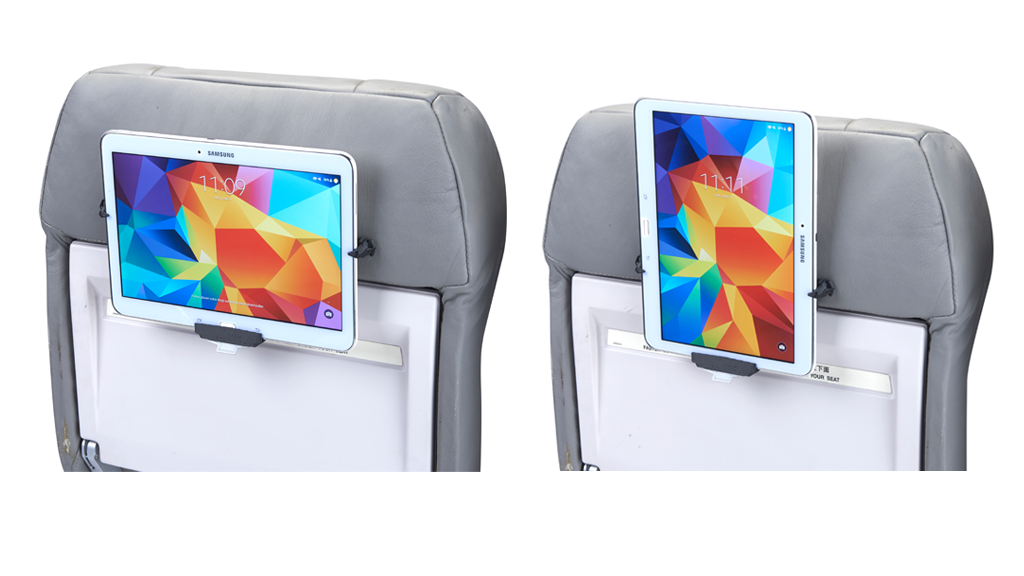 Atlas - The Airplane Seatback Clip-on for Tablets project video thumbnail