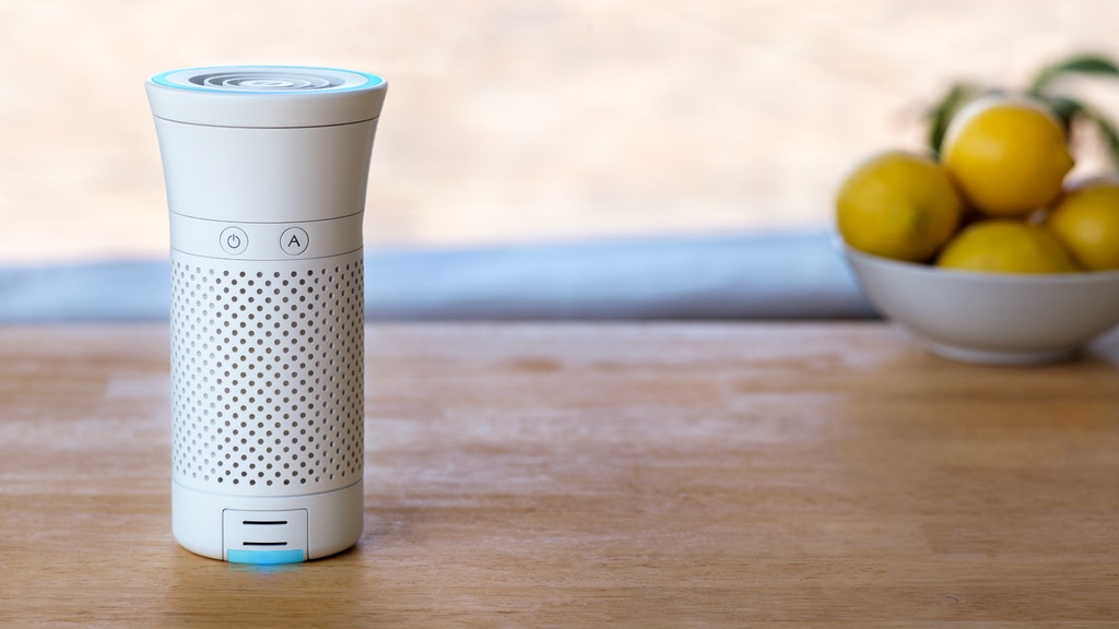 Wynd - The smartest air purifier for your personal space project video thumbnail