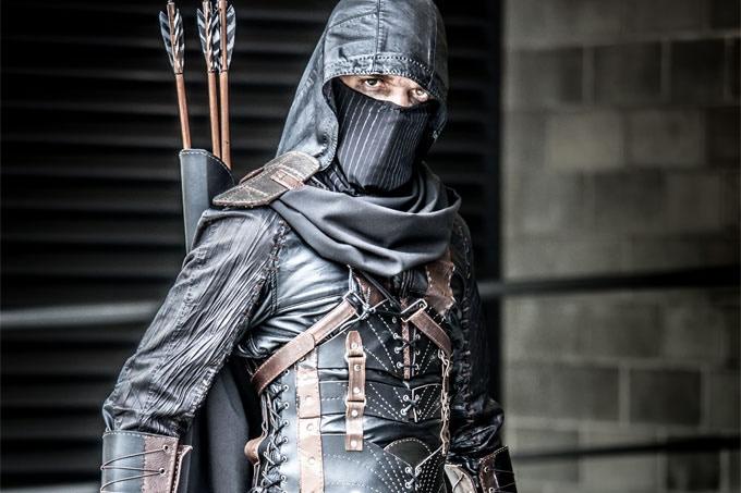 GARRETT (THIEF) | Cosplayer: Libjumper Cosplay | Photography: Belinda Turner Photographer