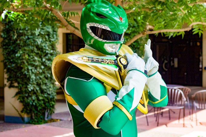 GREEN RANGER (POWER RANGERS) | Cosplayer: Chad Stafford | Photography: Speed Force Photography