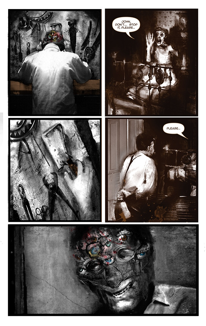 Page 13 from BLACK OF HEART #3