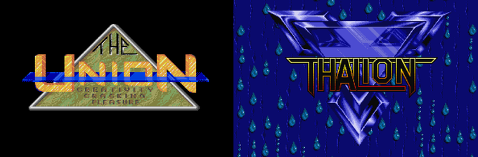 German game developer Thalion was built upon the fusion of demo crews.