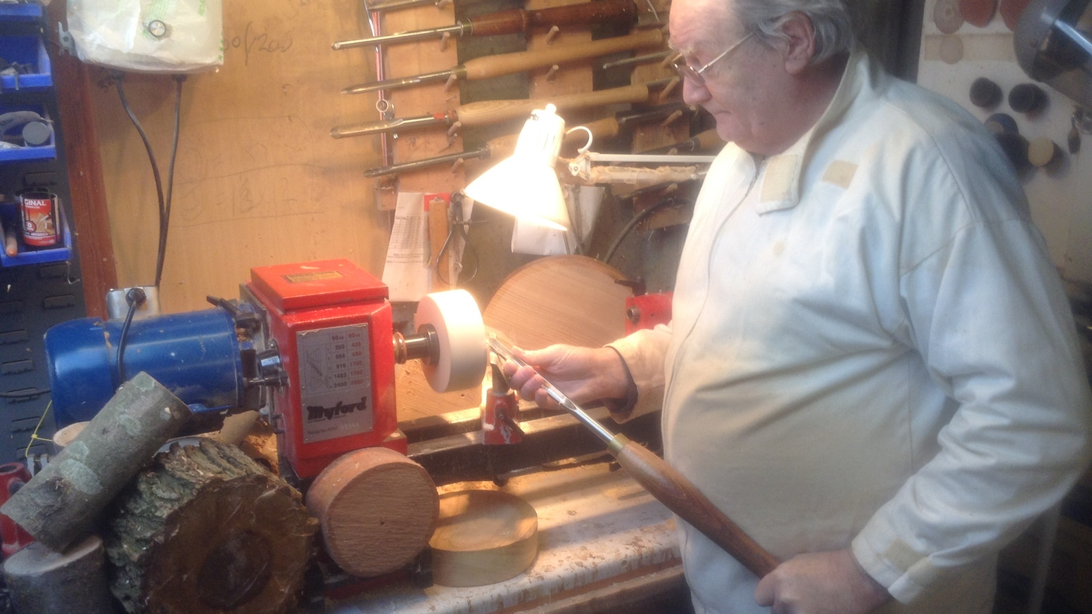 Wooden Bowls And More From Celtic Woodturning By Cornelius Con O