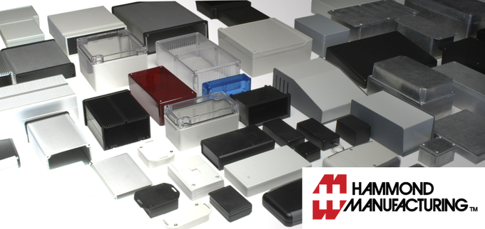 Enclosure Types Available From Hammond