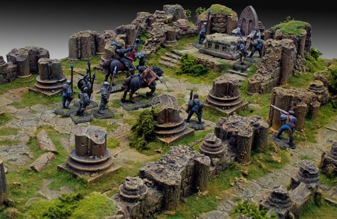"Games Workshop Miniatures. ""click on image for more information""."