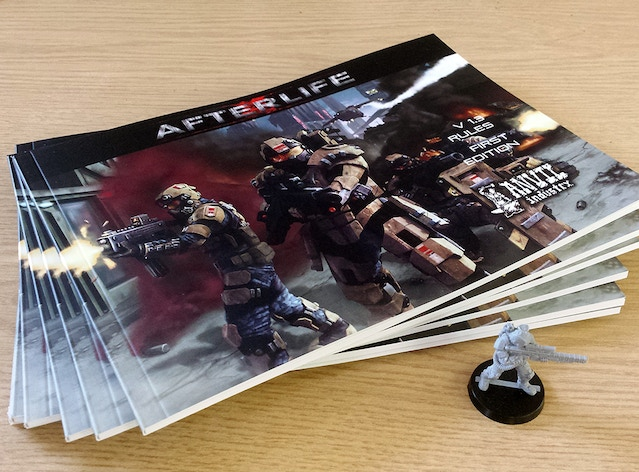 Afterlife the shards of liberty by anvil industry kickstarter we are making the document available as a pdf download for free but if you like to have a physical copy of the rules to flick throughconsult during a game fandeluxe Image collections