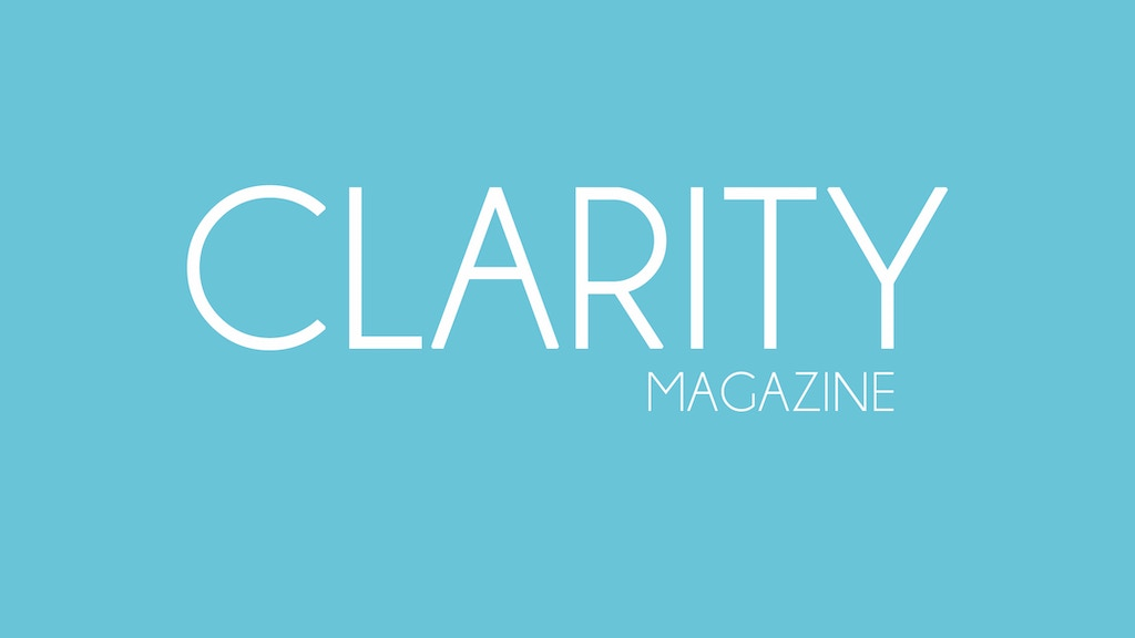 Clarity Magazine ®: Consumer title for young Christian Women project video thumbnail