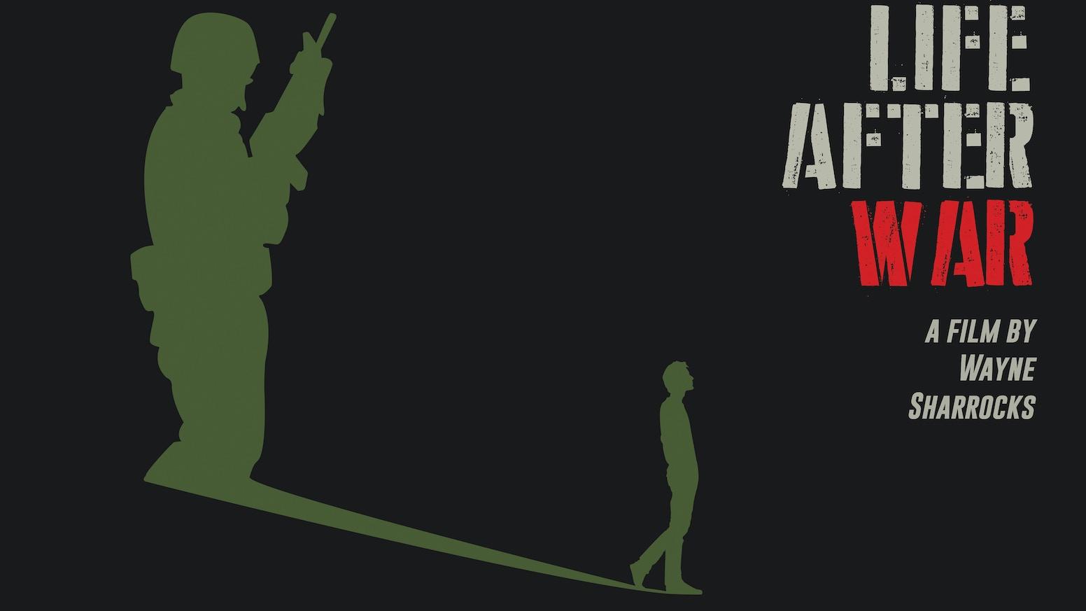 A documentary film highlighting the struggles of veterans.