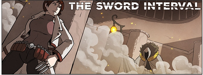 The Sword Interval - Volume 1 by Ben Fleuter — Kickstarter