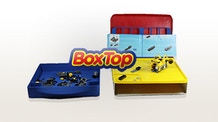 BoxTop Builder - No more missing Lego pieces