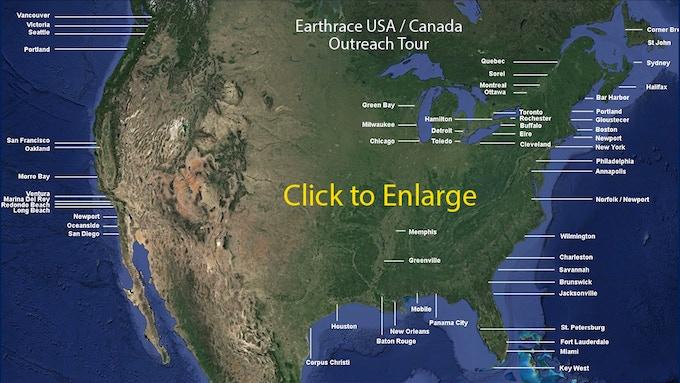 North America Outreach Tour