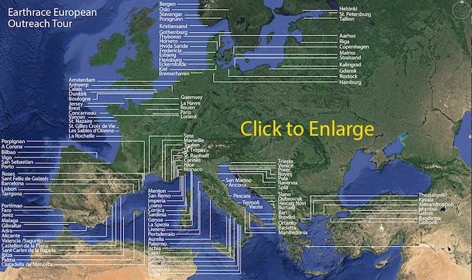 European Outreach Tour
