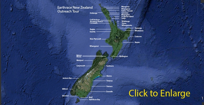 New Zealand Outreach Tour
