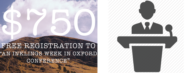 """Free Registration To """"An Inklings Week In Oxford"""" Conference"""