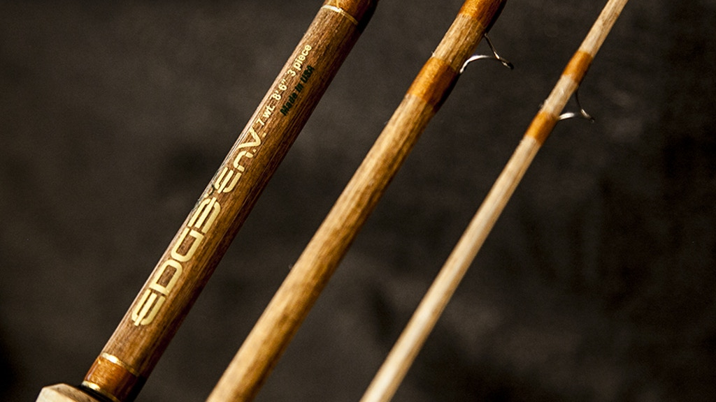 EDGE Rods: En.V Linen Fishing Rods by Gary Loomis project video thumbnail