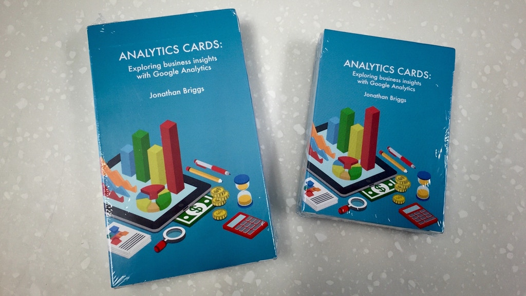 Analytics Cards project video thumbnail